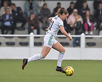 Estee Cattoor (11) of OH Leuven pictured during a female soccer game between Oud Heverlee Leuven and Eendracht Aalst on the second matchday of the 2021 - 2022 season of Belgian Womens Super League , sunday 29 nd of August 2021  in Heverlee , Belgium . PHOTO SPORTPIX.BE   JILL DELSAUX