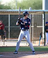 Drew Waters - USA Baseball Premier 12 Team - October 25- 28, 2019 (Bill Mitchell)