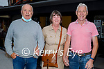 Enjoying the evening in the Brogue Inn on Saturday, l to r: Brendan Browne with Carmel and Kevin O'Grady