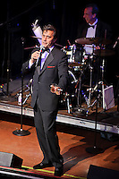 The Rat Pack tribute at Voodoo Lounge of Harrah's Casino in St. Louis, MO on June 10, 2010.
