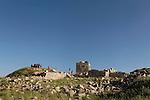 Samaria, archeological remnants on Mount Gerizim