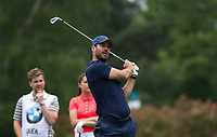 Jamie Redknapp (former footballer) during the BMW PGA PRO-AM GOLF at Wentworth Drive, Virginia Water, England on 23 May 2018. Photo by Andy Rowland.