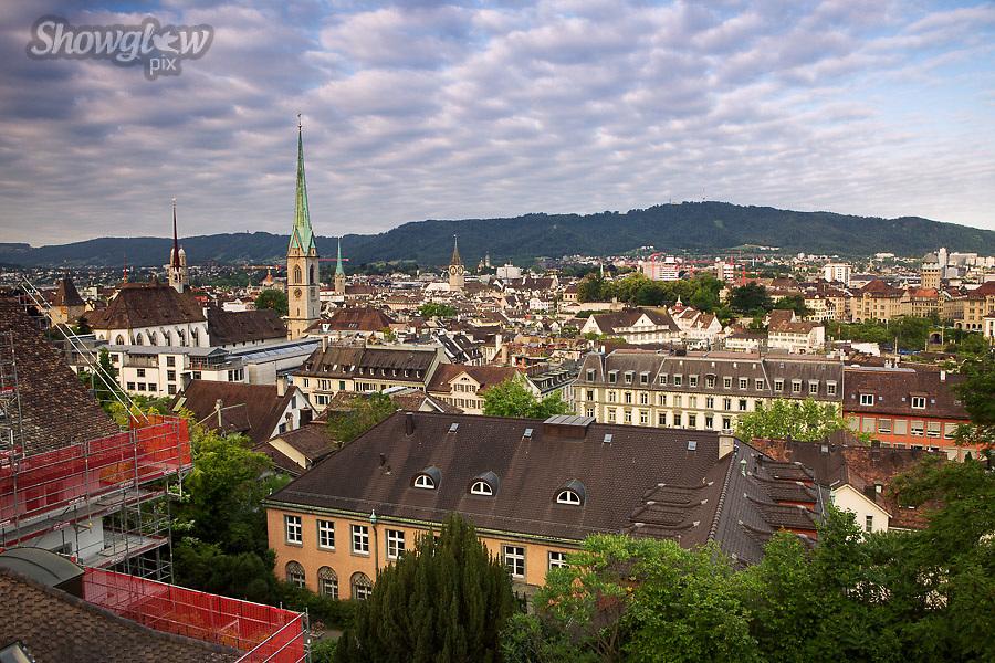 Image Ref: SWISS006<br /> Location: Zurich, Switzerland<br /> Date of Shot: 17th June 2017
