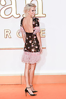 """Poppy Delevingne<br /> arriving for the """"Kingsman: The Golden Circle"""" World premiere at the Odeon and Cineworld Leicester Square, London<br /> <br /> <br /> ©Ash Knotek  D3309  18/09/2017"""