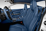 Front seat view of 2016 Astonmartin DB9 Base 2 Door Coupe front seat car photos