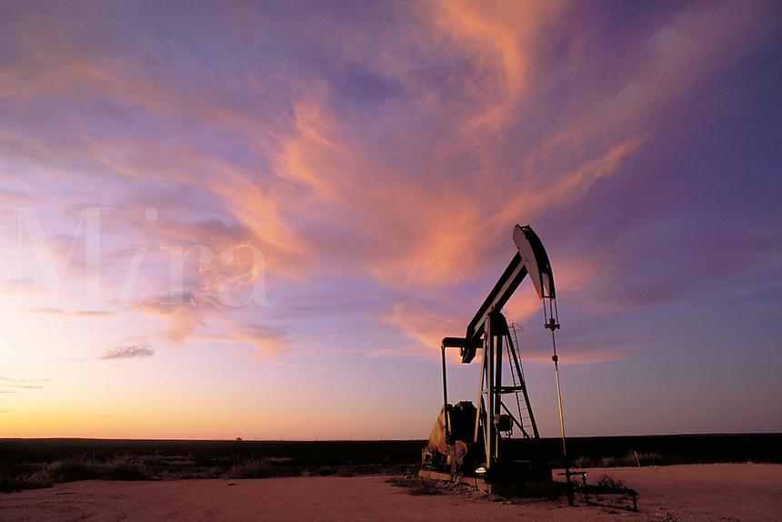Petroleum industry. Houston Texas.
