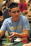 "John Phan plays in a ""cash"" game."