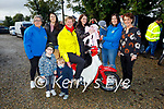 In Boolteens at the Honda 50 run for Kerry Hospice on Sunday, front l to r: Evan O'Connell, Harry Lewis and Maura Sullivan (on the bike). Standing l to r: Corina O'Connell, Deirdre Griffin, Siobhan O'Donoghue, Fíadhna O'Connor, Ollie Daly, Elaine Griffin and Elizabeth Ryle O'Connor.