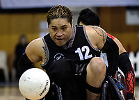 170831 Wheelchair Rugby - NZ Wheel Blacks v Japan