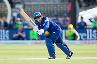 Tammy Beaumont, London Spirit clips the ball to the mid wicket boundary during London Spirit Women vs Trent Rockets Women, The Hundred Cricket at Lord's Cricket Ground on 29th July 2021
