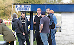Pix Magi Haroun 26.08.2020<br /><br />REPORTER: Gideon Brooks:<br />Pix shows the first crowd of 150 fans let in to watch Daisy Hill FC v Bury FC. Also Chairman of Bury Chris Murray enjoying his 1st match as Chairman chatting to fans