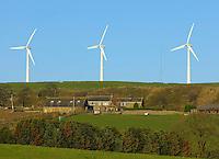 Wind Farm, Yorkshire.