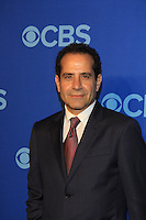 We Are Men cast: Tony Shaloub at the CBS Upfront on May 15, 2013 at Lincoln Center, New York City, New York. (Photo by Sue Coflin/Max Photos)