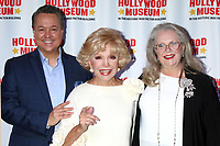 LOS ANGELES - May 28:  George Pennacchio, Ruta Lee, and Ann Jillian at the Hollywood Museum Re-Opens with Ruta Lee's Consider Your A** Kissed Event at the Hollywood Museum on May 28, 2021 in Los Angeles, CA