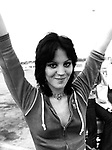 The Runaways 1976 Joan Jett.© Chris Walter.