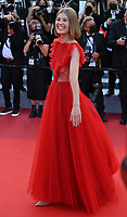 CANNES, FRANCE. July 17, 2021: Rosamund Pike at the Closing Gala & Awards Ceremony, and From Africa With Love Premiere at the 74th Festival de Cannes.<br /> Picture: Paul Smith / Featureflash