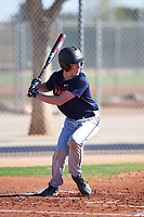 Hunter Graham (47), from Castle Rock, Colorado, while playing for the Astros during the Under Armour Baseball Factory Recruiting Classic at Red Mountain Baseball Complex on December 29, 2017 in Mesa, Arizona. (Zachary Lucy/Four Seam Images)