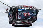 NASCAR Xfinity Series<br /> Fitzgerald Glider Kits 300<br /> Bristol Motor Speedway, Bristol, TN USA<br /> Saturday 22 April 2017<br /> Erik Jones, Reser's American Classic Toyota Camry<br /> World Copyright: Lesley Ann Miller<br /> LAT Images<br /> ref: Digital Image lam_170422BMS34762