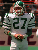 Glen Suitor Saskatchewan Roughriders 1984. Photo F. Scott Grant