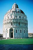 Pisa Babtistry