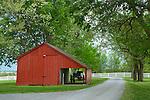 Harrodsburg, Kentucky:<br /> Views of The Shaker Village of Pleasant Hill