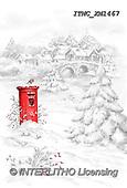 Marcello, CHRISTMAS LANDSCAPES, WEIHNACHTEN WINTERLANDSCHAFTEN, NAVIDAD PAISAJES DE INVIERNO, paintings+++++,ITMCXM1467,#XL#