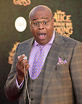 """Chi McBride attends The Premiere Of Disney's """"Alice Through The Looking Glass"""" held at The El Capitan Theatre  in Hollywood, California on May 23,2016                                                                               © 2016 Hollywood Press Agency"""