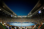 during the Australian Open Tennis Grand Slam January 20, 2009 in Melbourne. Photo by Victor Fraile
