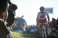 Ian Field (GBR/Hargroves Cycles)<br /> <br /> elite men's race<br /> Koppenbergcross 2015