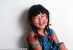4 year old girl portrait laughing horizontal almost 5 years old