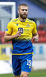 St Johnstone FC…..<br />Shaun Rooney<br />Picture by Graeme Hart.<br />Copyright Perthshire Picture Agency<br />Tel: 01738 623350  Mobile: 07990 594431