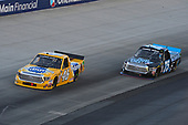 NASCAR Camping World Truck Series<br /> Bar Harbor 200<br /> Dover International Speedway, Dover, DE USA<br /> Friday 2 June 2017<br /> Todd Gilliland, Pedigree Toyota Tundra, Parker Kligerman, Food Country USA / Lopez Wealth Management Toyota Tundra<br /> World Copyright: John K Harrelson<br /> LAT Images<br /> ref: Digital Image 17DOV1jh_03427