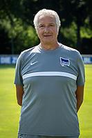 17th August 2020; Berlin, Germany. Hertha Berlin official Bundesliga season portraits, season 2020-21:  Nello di Martino Hertha BSC, Team manager