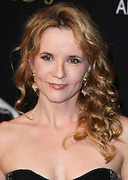 BEVERLY HILLS, CA, USA - OCTOBER 30: Lea Thompson arrives at the 2014 BAFTA Los Angeles Jaguar Britannia Awards Presented By BBC America And United Airlines held at The Beverly Hilton Hotel on October 30, 2014 in Beverly Hills, California, United States. (Photo by Xavier Collin/Celebrity Monitor)