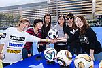 Adidas 2018 FIFA World Cup ball launch Hong Kong