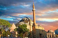 Serafeddin Camii (Mosque) Konya, Turkey