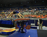2010 NCAA Women's Gymnastics Individual Finals Mich
