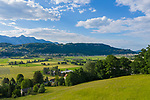 Auf den Wiesen, Schaanwald, Liechtenstein