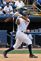 Staten Island Yankees infielder Cito Culver #2 during a game against the Tri-City  Valley Cats at Richmond County Bank Ballpark at St. George on July 25, 2011 in Staten Island, NY.  Staten Island defeated Tri-City 2-1.  Tomasso DeRosa/Four Seam Images