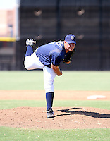 Chris Wilkes / San Diego Padres 2008 Instructional League..Photo by:  Bill Mitchell/Four Seam Images