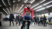 Dylan Groenewegen (NED/Team Lotto NL - Jumbo)<br /> <br /> 72nd Omloop Het Nieuwsblad 2017
