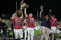 Braunschweig Lions mit dem Meisterpokal