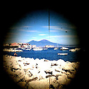 TTV Mount Vesuvius captured using iphone by Liisa Roberts.  Naples, Italy