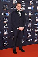 Dylan Hartley<br /> arriving for the BT Sport Industry Awards 2018 at the Battersea Evolution, London<br /> <br /> ©Ash Knotek  D3399  26/04/2018