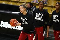 University of Colorado v Stanford Basketball W, January 17, 2021