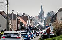 the whole peloton in 1 frame<br /> <br /> 60th E3 Harelbeke (1.UWT)<br /> 1day race: Harelbeke › Harelbeke - BEL (206km)
