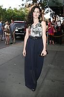 NEW YORK, NY - JULY 25: Aleksa Palladino at 'The Campaign' New York Premiere at Sunshine Landmark on July 25, 2012 in New York City. ©RW/MediaPunch Inc. /NortePhoto.com<br /> <br /> **SOLO*VENTA*EN*MEXICO**<br />  **CREDITO*OBLIGATORIO** *No*Venta*A*Terceros*<br /> *No*Sale*So*third* ***No*Se*Permite*Hacer Archivo***No*Sale*So*third*©Imagenes*con derechos*de*autor©todos*reservados*.