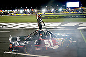 NASCAR Camping World Truck Series<br /> North Carolina Education Lottery 200<br /> Charlotte Motor Speedway, Concord, NC USA<br /> Friday 19 May 2017<br /> Kyle Busch, Cessna Toyota Tundra<br /> World Copyright: Matthew T. Thacker<br /> LAT Images<br /> ref: Digital Image 17CLT1mt1239