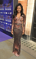 """Janique Charles at the """"The Show Must Go On!"""" red carpet pre-show, Palace Theatre, Shaftesbury Avenue, London, on Sunday 06 June 2021 in London, England, UK. <br /> CAP/CAN<br /> ©CAN/Capital Pictures"""