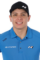 #21 Bryan Herta Autosport w/ Curb Agajanian Hyundai Veloster N TCR, TCR: Mark Wilkins, Gabby Chaves